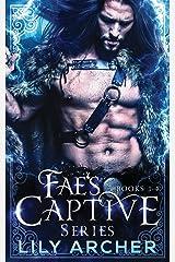Fae's Captive: Books 1-4 Paperback