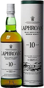 Laphroaig 10?Jahre Islay?Single?Malt?Scotch Whisky 10?Jahre, Standard (1 x 0.7 l)