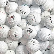 Palline da golf Value mix 100 Palline da golf usate AAA e Pearl (4/5 stelle)