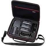 Smatree Tragetasche für DJI Mavic Pro Platinum, passend für 3 Drohnenbatterien, Ladegerät-Netzteil und Fernbedienung