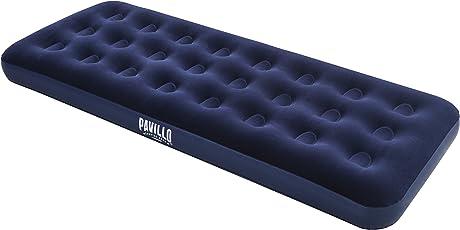 Pavillo Luftbett / Gästeliege / Luftmatratze Blue Horizon, Single /Lo, 185 x 76 x 22 cm