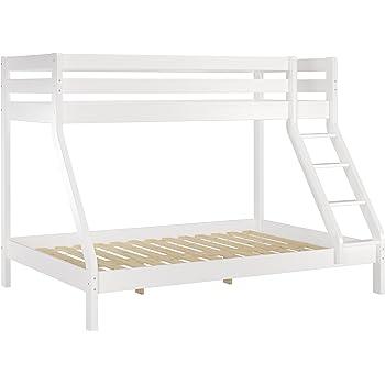 etagenbett 3 schlafpl tze kiefer massiv lackiert k che haushalt. Black Bedroom Furniture Sets. Home Design Ideas