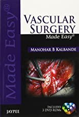Vascular Surgery Made Easy With 3 Dvd-Roms