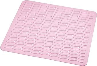 Ridder 683050-350 Badewanneneinlage 54 x 54 cm Playa, rosé