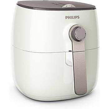 Philips HD9621/20 Airfryer con TurboStar Rapid Air - Friggitrice ad Aria per Friggere con un Cucchiaio d'Olio, Arrostire, Grigliare, Infornare
