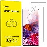 JETech Skärmskydd Kompatibel med Samsung Galaxy S20 6,2-Tums, HD-klarhet, flexibel TPU-film, 2-Pack