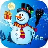 Weihnachtswunderland Scratch Spiel Spaß - A Christmas abkratzen Spiel App für Kinder, Jungen, Mädchen und Vorschule Kleinkinder unter im Alter von 2, 3, 4, 5 Jahre alt - Kostenlose Testversion