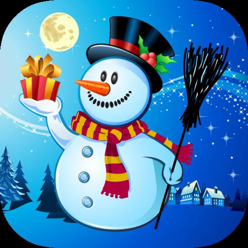 Weihnachtswunderland Scratch Spiel Spaß - A Christmas abkratzen Spiel App für Kinder, Jungen, Mädchen und Vorschule Kleinkinder unter im Alter von 2, 3, 4, 5 Jahre alt - Kostenlose Testversion (Schnee-spiele Für Kinder)