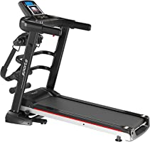 Magic Treadmill - EM-1258Black