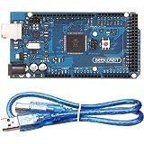 REES52 MEGA 2560 R3 ATmega2560 MEGA2560 Development Board With USB Cable for Ardino, ardino mega 2560