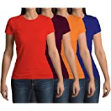 KGB Tshirts for Women - Pack of 4