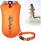ShineTool 20L zwemboei waterdicht opblaasbare droge tas zwemmen veiligheid Float voor watersport, open water zwemmers, triatl