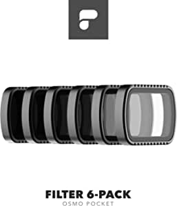 Polarpro Standard Filter Pack Of 6 For Dji Osmo Pocket Camera Photo