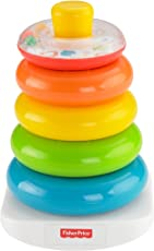 Fisher-Price Rock-A-Stack Wedge Package Toy