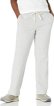 Amazon Essentials Pantalon de survêtement en tissu-éponge, pour femmes