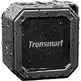 Tronsmart Groove Altavoz Exterior Bluetooth Portátiles, 24 Horas de Reproducción, Impermeable IPX7, Extra Bass con Tecnología