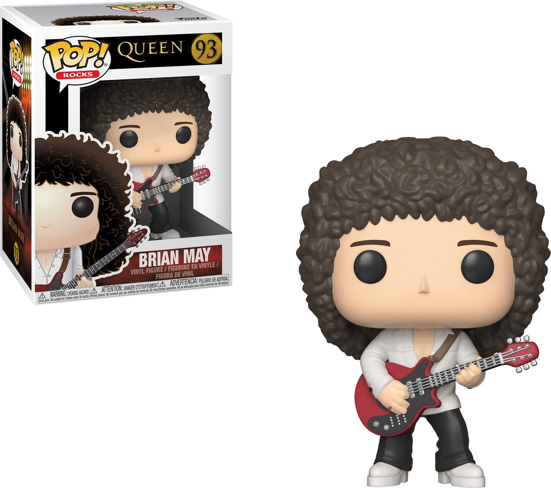 Funko Pop Brian May (Queen 93) Funko Pop Cantantes y Músicos