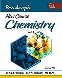 Pradeep's New Chemistry for Class 12 (Set of 2 volume) (2019-2020) session