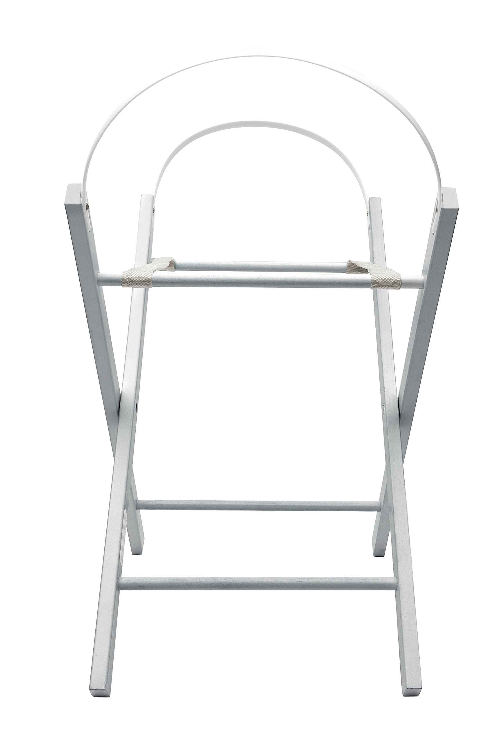 Kinder Valley Opal Folding Stand, Dove Grey Kinder Valley Easy folding for convenience This stand would look perfect with any kinder valley mosses basket or mosses basket pod Self assembly required. easy to set up, instructions and tool supplied 2