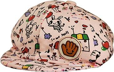 Kidofash Sunhat Baby Kids Baseball Cap Children Cartoon Peaked Cap for Baby Boys and Baby Girls