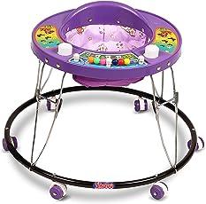 Shabu Baby Walker (Push Chair) Regular - Model No.8A Age Group [ 8-24 Month ] (Purple)