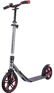Hudora Big Wheel Bold Cushion 230 City Scooter Roller türkis//schwarz 14243//01
