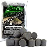 Black Cat #6//0 Pellet and Chunk Rig Short Hair 100kg 2St/ück 1,00m,