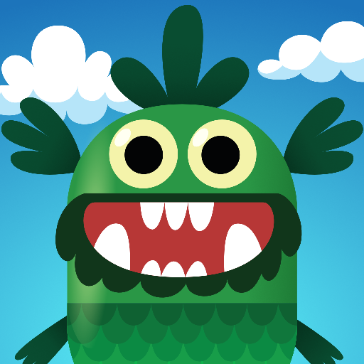 Image result for teach your monster to read app icon