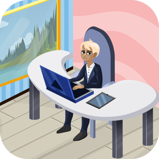 Office Employee Tycoon Quest: Real Business Game -