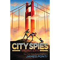 Golden Gate (City Spies Book 2) (English Edition)