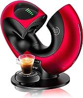 DeLonghi EDG736.RM | NESCAFÉ Dolce Gusto Eclipse | Kapsel Kaffeemaschine | Für heiße und kalte Getränke | 15 bar...