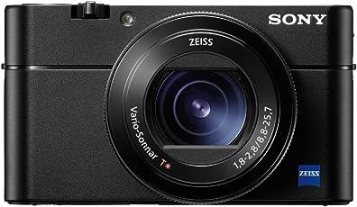 Sony DSC-RX100 V - Schwarz (Zertifiziert und Generalüberholt)
