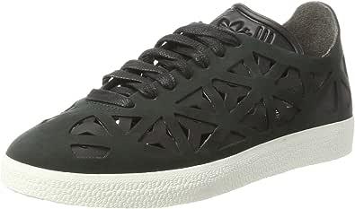 adidas Gazelle Cutout, Sneakers Basses Femme : Amazon.fr ...
