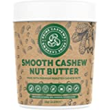 Smooth Cashew Nut Butter - 1kg - Award Winning - Dry Roasted - Vegan - Made with Premium Quality Cashew Nuts - Free from…