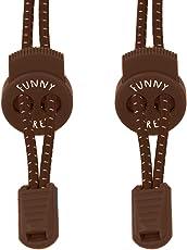 Funny Tree® Speed-Locks. Elastische Schnürsenkel mit Schnellverschluss. Schnellschnürsystem mit Einzigartigem Komfort, perfektem Sitz und Starken Halt – 2 Jahre 100% Zufriedenheitsversprechen.
