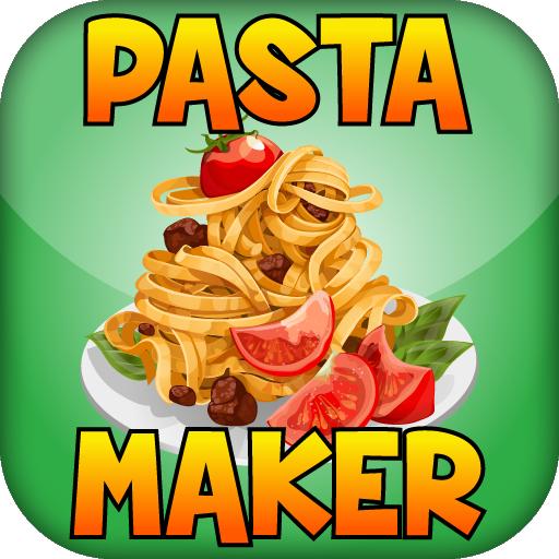 Pasta maker - Italian food cooking game