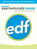 WebMinds Easy Duplicate Finder 2018 für PC [Download]