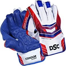 DSC Condor Glider Cricket Wicket Keeping Gloves Youth