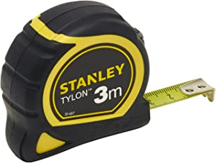 STANLEY 1-30-687 - Flexometro tylon tylon 3m x 13mm