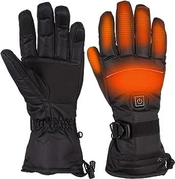 Versandrückläufer Wintersport-Handschuhe 8,5 Beheizbare Handschuhe Gr L