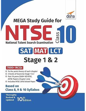 NTSE Books : Buy Books for NTSE Exam Preparation Online at Best