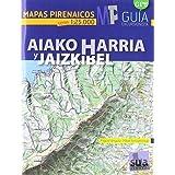 Aiako harria y Jaizkibel (Mapas Pirenaicos)