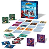 Ravensburger UK 21308 Spiderman Ravensburger Marvel Spider-Man-Mini Memory Kids Age 3 Years and Up-A Classic Picture Snap Mat