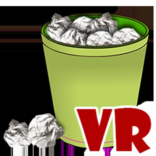 Lazy Boss Paper Chuck VR