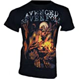Avenged Sevenfold Hombre Bat Camiseta Sin Mangas: Amazon.es: Ropa