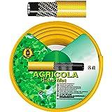 """SATURNIA 8071010 Manguera Amarillo Hidro Mat 19 mm. - 3/4""""   Rollo 50 Metros"""