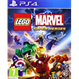 Lego Marvel Super Heroes Ps4- Playstation 4