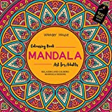 #4: Mandala Art: Colouring Books for Adults with Tear Out Sheets (Adult Colouring Book)
