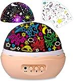 lampada unicorno 1-10 anni,idee regalo ragazza,lampada per bambini lucina da notte per camera bambini con led…