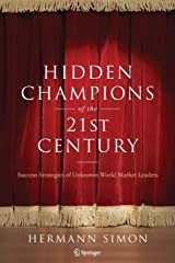 Hidden Champions of the Twenty-First Century Paperback